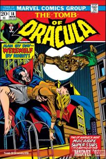Tomb of Dracula #18