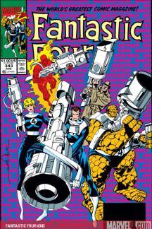 Fantastic Four (1961) #343