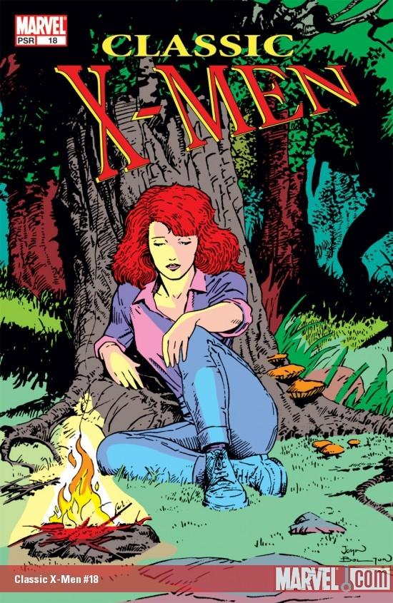 Classic X-Men (1986) #18