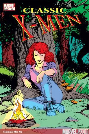Classic X-Men #18