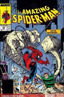 The Amazing Spider-Man #303