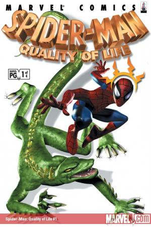 Spider-Man: Quality of Life (Trade Paperback)