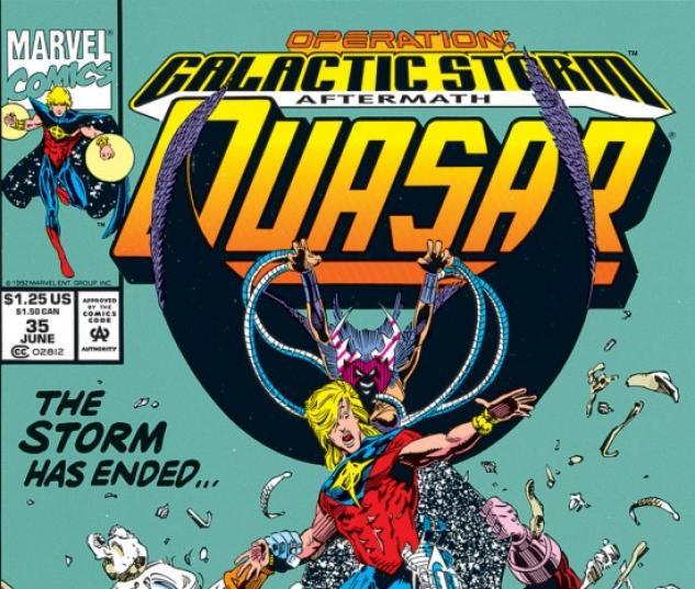 Quasar #35