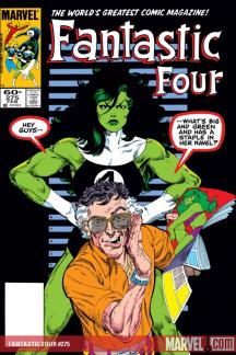 Fantastic Four #275