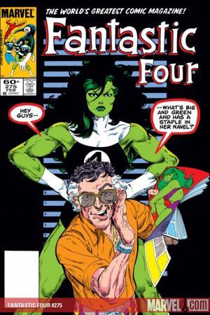 Fantastic Four (1961) #275