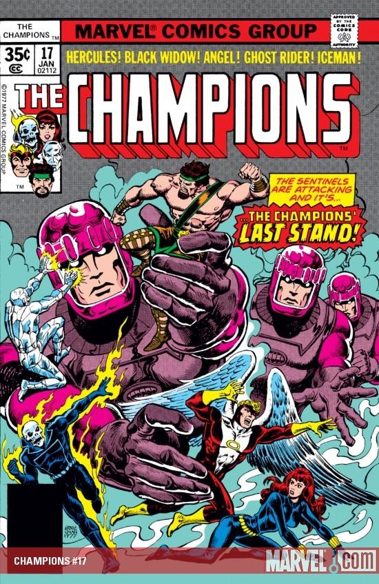 Champions (1975) #17