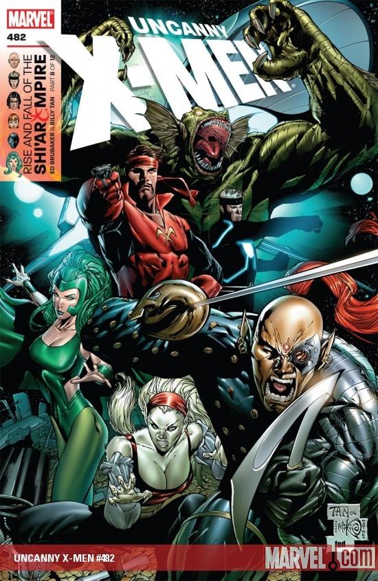 Uncanny X-Men (1963) #482