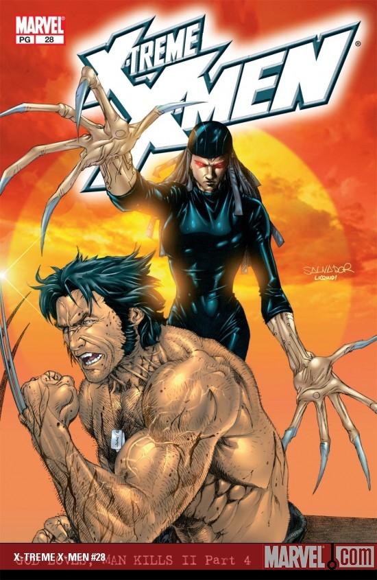 X-Treme X-Men (2001) #28