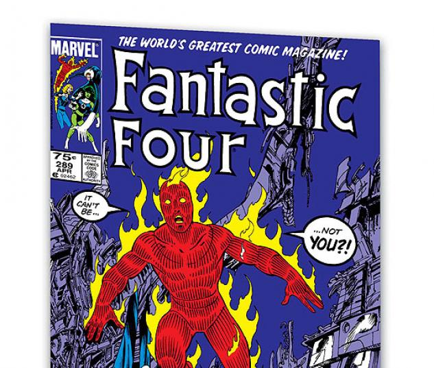 FANTASTIC FOUR VISIONARIES: JOHN BYRNE VOL. 8 #0