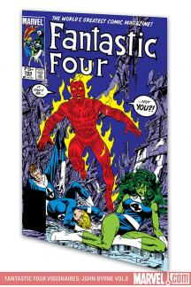 FANTASTIC FOUR VISIONARIES: JOHN BYRNE VOL. 8 TPB (Trade Paperback)