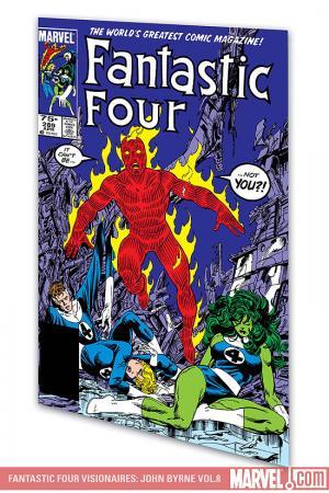 FANTASTIC FOUR VISIONARIES: JOHN BYRNE VOL. 8 TPB (Trade Paperback)