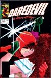 DAREDEVIL #255 COVER