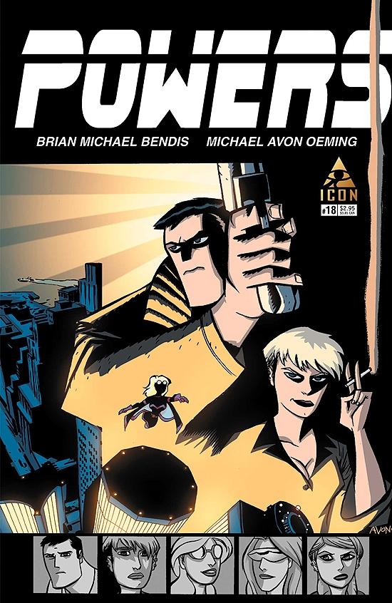 Powers (2004) #18