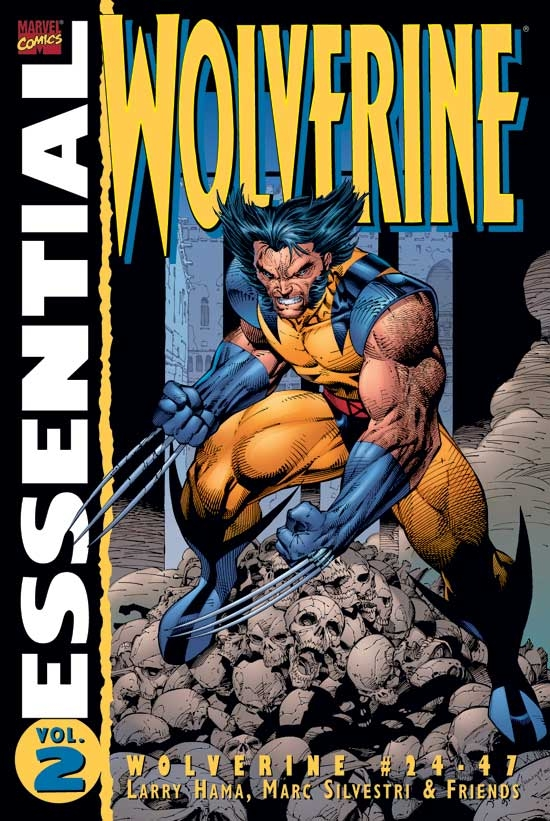 ESSENTIAL WOLVERINE VOL. 2 TPB (Trade Paperback)