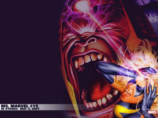 Ms. Marvel (1977) #15 Wallpaper