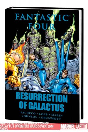 Fantastic Four: Resurrection of Galactus (2010) (DM ONLY)