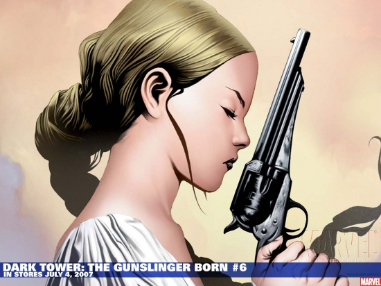 Dark Tower: The Gunslinger Born (2007) #6 Wallpaper