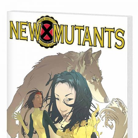 NEW MUTANTS VOL 1: BACK TO SCHOOL COVER