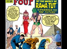 Pharaoh Rama-Tut