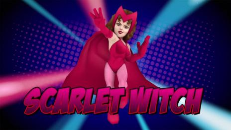 Super Hero Squad Online: Scarlet Witch Vignette