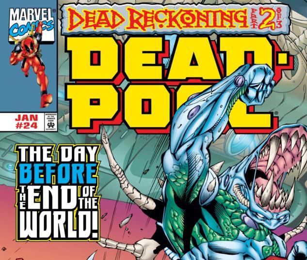 Deadpool (1997) #24