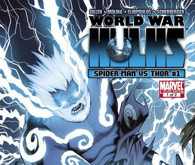 World War Hulks: Spider-Man & Thor (2010) #1