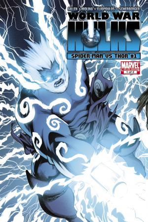 World War Hulks: Spider-Man & Thor #1
