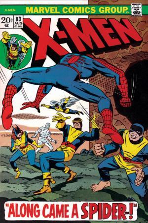 Uncanny X-Men (1963) #83