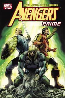 Avengers: Prime #4