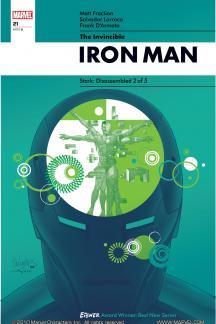 Invincible Iron Man (2008) #21
