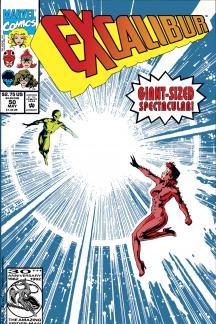Excalibur (1988) #50