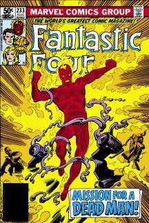 Fantastic Four (1961) #233