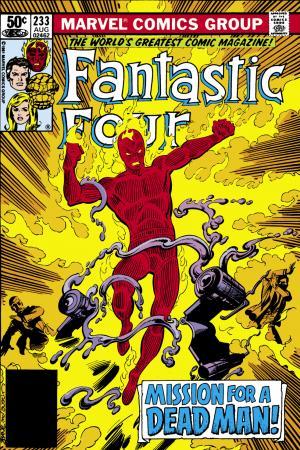 Fantastic Four  #233