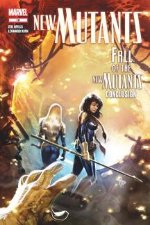 New Mutants (2009) #19