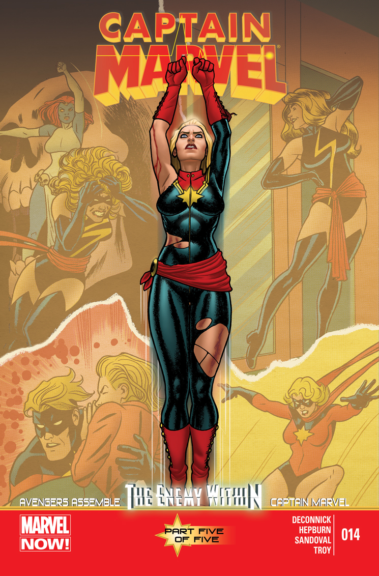 Captain Marvel (2012) #14