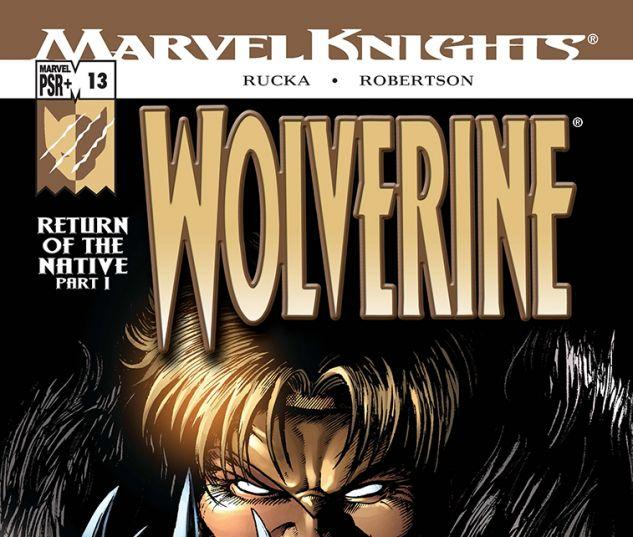 Wolverine (2003) #13