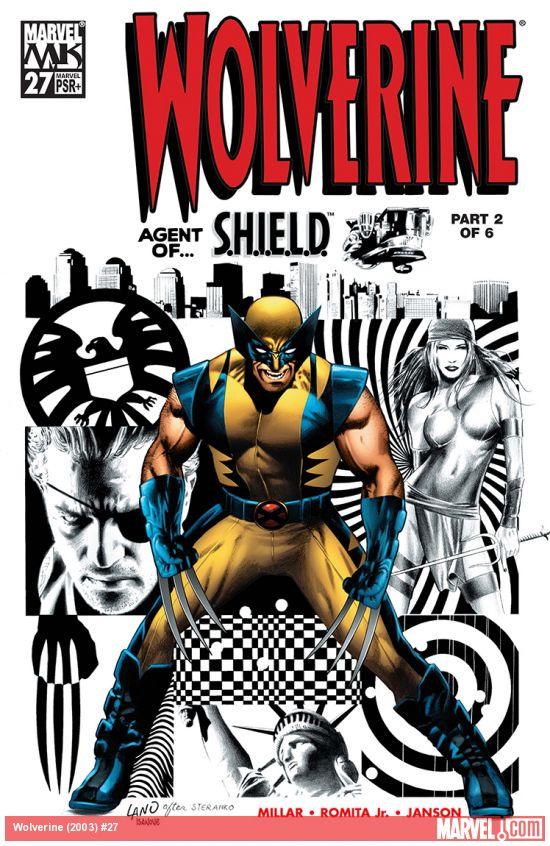 Wolverine (2003) #27