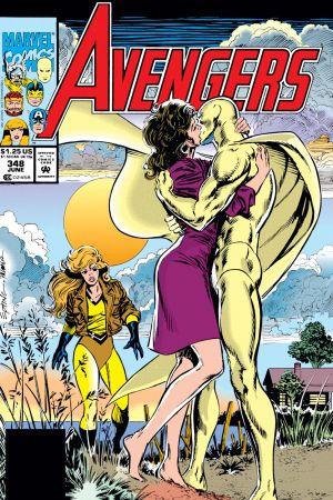 Avengers #348