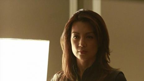 Ming-Na Wen stars as Agent Melinda May in Marvel's Agents of S.H.I.E.L.D. Season 1, Ep. 4 - Eye-Spy