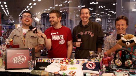 NYCC 2013: Robot Chicken Interview