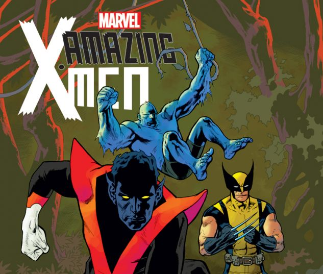 AMAZING X-MEN 1 NOWLAN VARIANT (WITH DIGITAL CODE)
