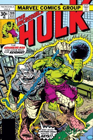 Incredible Hulk (1962) #209