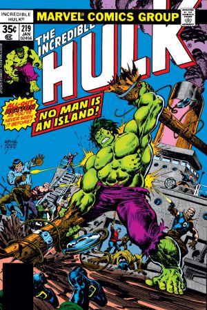 Incredible Hulk (1962) #219