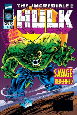Incredible Hulk #447