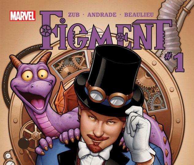 FIGMENT 1 (WITH DIGITAL CODE)