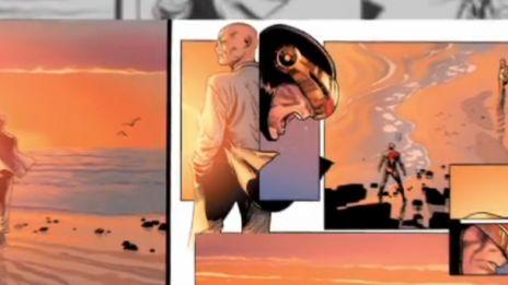 Marvel AR: AvX #11 Art Evolution Part 2