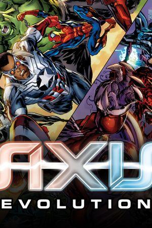 Axis: Revolutions (2014)