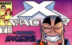 X-Factor (1986) #19 cover