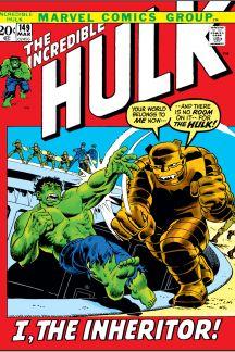 Incredible Hulk (1962) #149