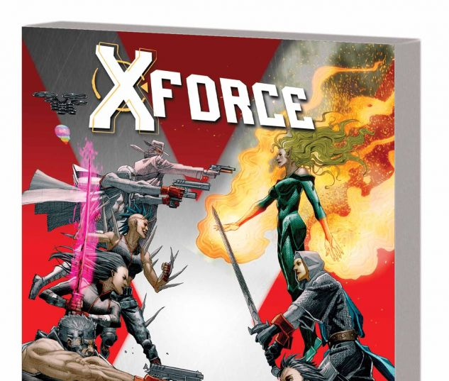 X-FORCE VOL. 2: HIDE/FEAR TPB